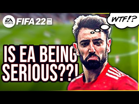 FIFA 22 On PC is a SCAM and EA Should Be Ashamed