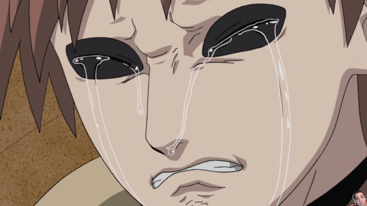 naruto shippuden episode 297 review gaara vs his father