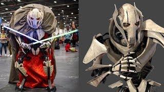 Star Wars: 10 personajes que son imposibles para cosplay pero los fans los hacen ver muy bien