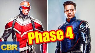 Marvel Phase 4 Suits Will Be Way More Advanced Than Before