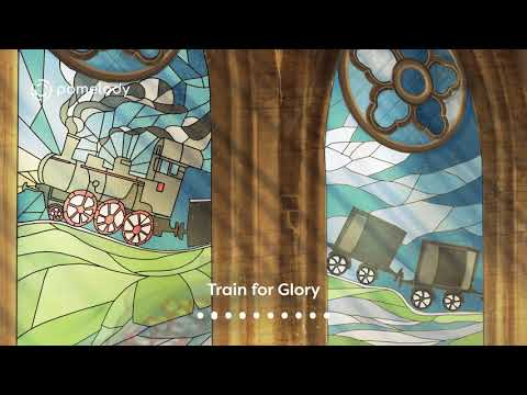Train for Glory | Pomelody | Quality kids music