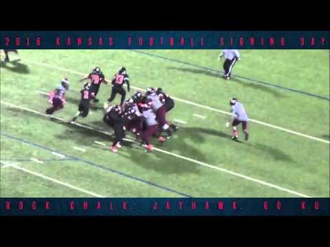 Chris Hughes // Kansas Football // 2.3.16