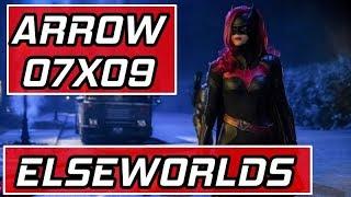 BATMAN!? - ELSEWORLDS Paert #2 (ARROW 07X09) İnceleme