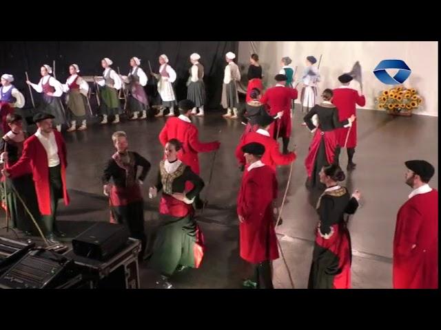 EGURRE. Alkartasuna dantza taldearen emanaldia