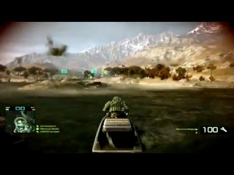 MaW Gaming : Battlefield Bad Company 2 , Recon Gameplay (2016)