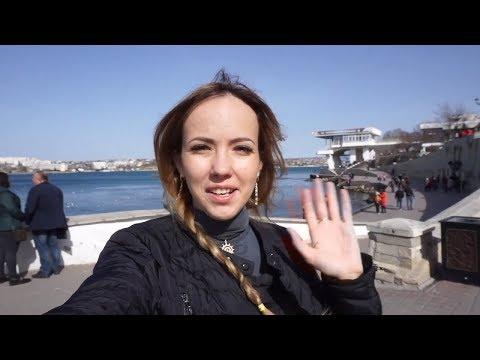 Вернулась в Крым: и НЕ УЗНАЛА! Засмущала папу. Праздничный Севастополь thumbnail