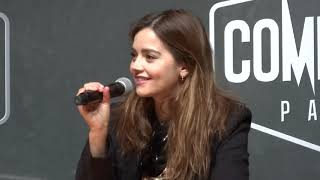Panel Jenna Coleman à Comic Con Paris 2018 [1/4]