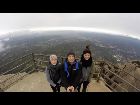 Hunter Sibling Spain Trip -- GoPro Video