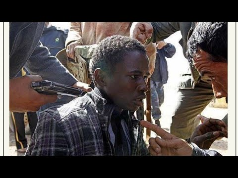 Libya slave trade video from libya slavery market - Nigerian pastors refuse to help with tithe money