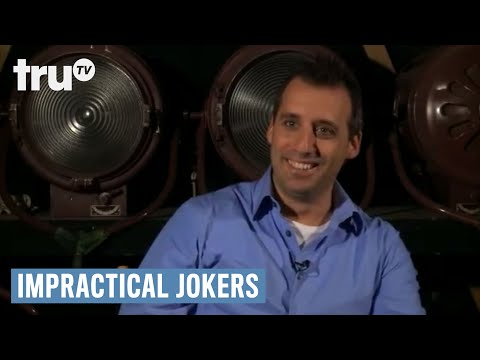 "Impractical Jokers - Meet Impractical Joker James ""Murr"" Murray"