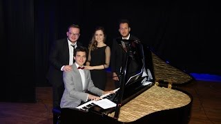 Gambar cover BİR FIRTINA TUTTU BİZİ Piyano Keman Ney Atatürk Sevdiği Şarkılar Konseri Rumeli Balkan Türküleri