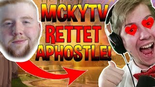 👉MCKYTV RETTET APHOSTLE!👈 HARMII SERA 😂 FORTNITE DEUTSCHE HIGHLIGHTS #020