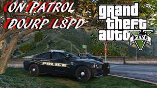 GTA 5 RolePlay   DOJRP EP03: HELPING LOCATE AN ESCAPED PATIENT FROM THE HOSPITAL!