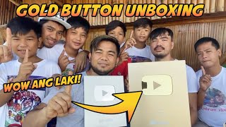 Wow! GOLD Button Unboxing! LIVE!