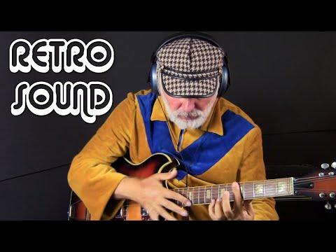 Vintage 1960's Electric Guitar – How Does It Sound? – Cool Moon (Original Composition)