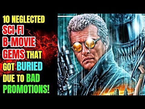 10 Hidden Sci-fi B-Movie Gems That People Neglect Just Because They Had Low Budgets!