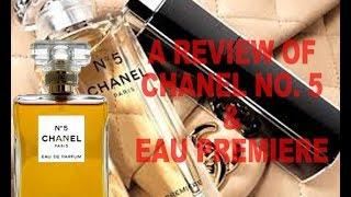 Chanel No 5 and Chanel No 5 Eau Premiere EDP