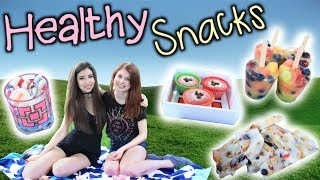 Healthy Frozen Snacks & Treats for Summer! Thumbnail