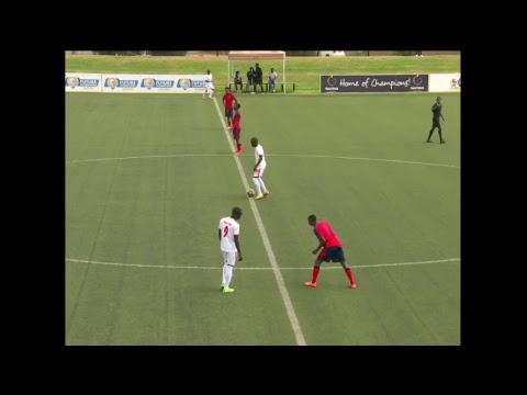Gauteng Future Champions 2018 Day2   - Highlights Jomo Cosmos Vs Nkana FC