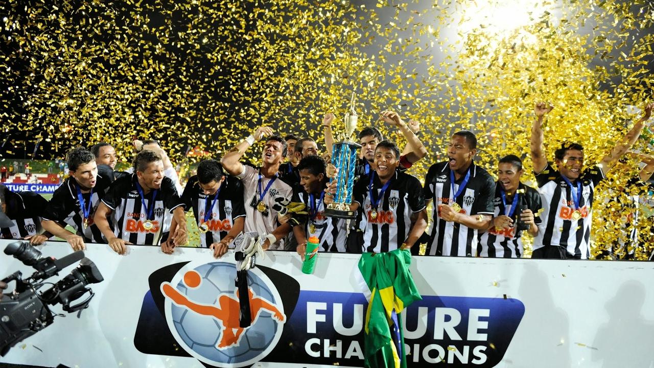 Gauteng Future Champions  - Highlights  - Jomo Cosmos Vs Nkana FC