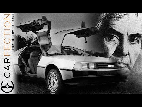 DeLorean: The Man, The Car, The People - Carfection