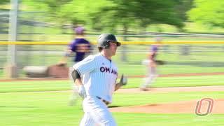 Baseball vs. Western Illinois, Game 1 - Highlights