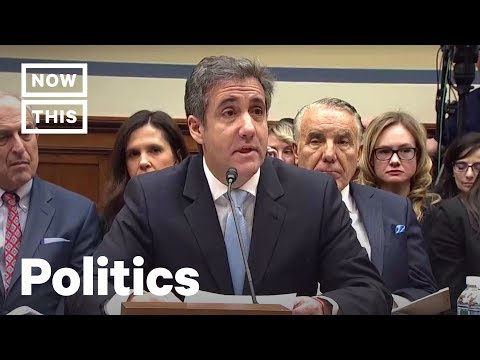 Donald Trump's Private Racism Revealed by Michael Cohen | NowThis