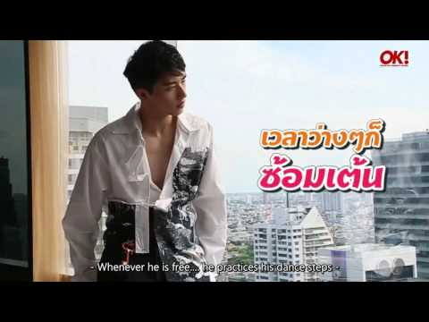 [ENG SUB] OK!'S BEHIND THE SCENES OF TIMMY XU