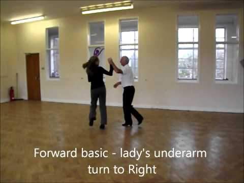 Valentino Jive Sequence Dance Walkthrough