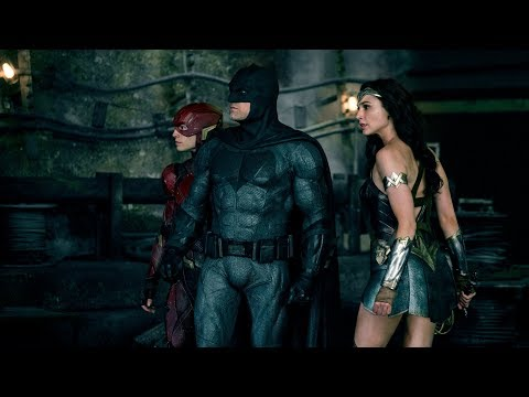 Justice League New MOVIE CLIPS + TRAILERS