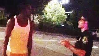 Police Brutally Beat Black Man For Jaywalking (VIDEO)