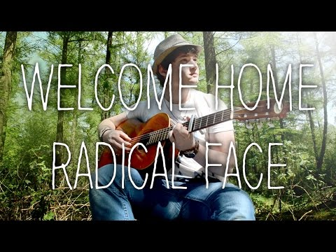Radical Face (Welcome Home) fingerstyle guitar FREE TAB