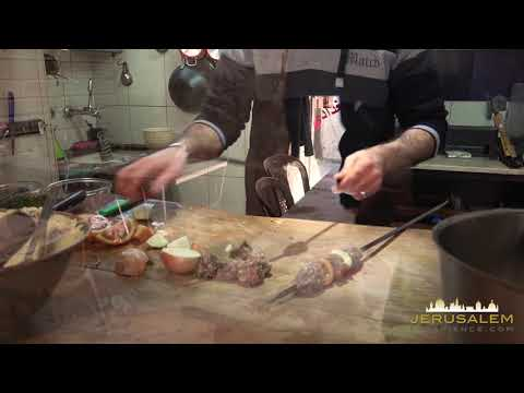 Al Baghdadi Kebab  - Private Tour Guide + Video of your Experience in Jerusalem