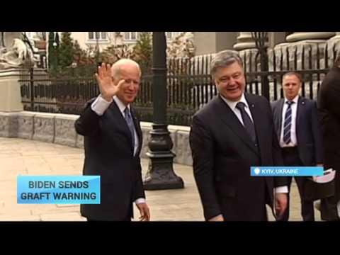 US Vice President Warns Kyiv: Vital anti-corruption reforms too slow