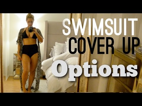 Swimsuits + Cover Ups for Thick Girls- CHRISSPY