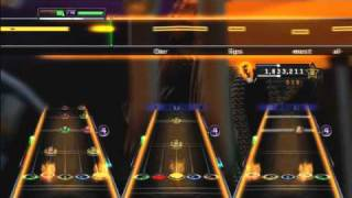 Resistance - Muse Expert+ Full Band Guitar Hero: Warriors of Rock