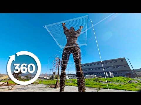 Woman of Steel (360 Video)