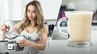 Vanilla Protein Latte | Lais Deleon