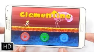 Clementine Gameplay Android & iOS HD