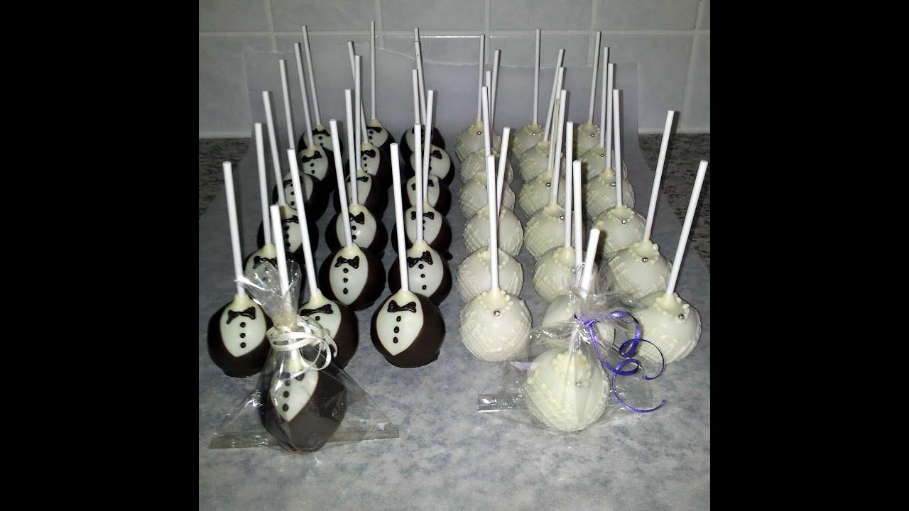 Cakepops Hochzeit (Wedding)