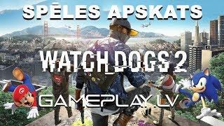 """Watch Dogs 2"" review (apskats latviski)"
