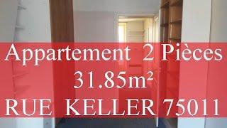 Ack Feeling International Immobilier, *11*  2 pieces 31.85m² Bastille 75011 Mp3