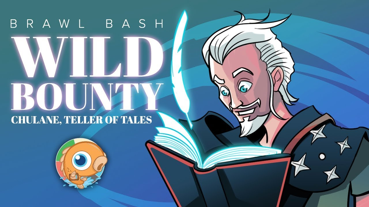 Brawl Bash: Wild Bounty (Chulane, Teller of Tales, Magic Arena)