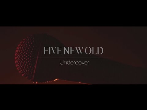 FIVE NEW OLD -Undercover-【OFFICIAL LIVE VIDEO】