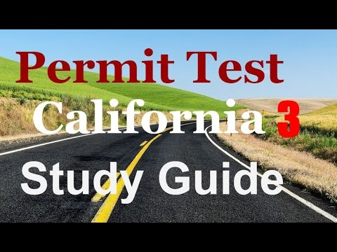 FREE Texas DMV Permit Practice Test Three 2019 | TX