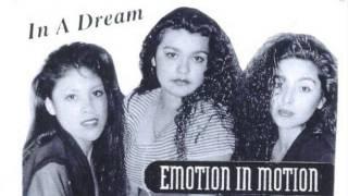 EMOTION IN MOTION- IN A DREAM (Bernadette, Claudia, Maria)
