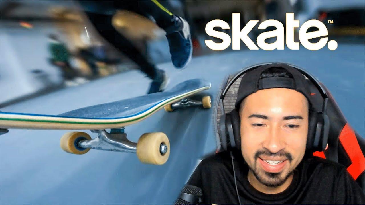 So EXCITED for Skate 4