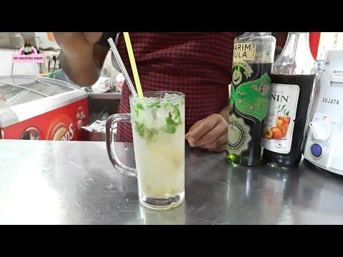 Fresh Lime Ginger Soda | The Mocktail House
