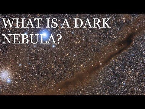 What is a Dark Nebula?