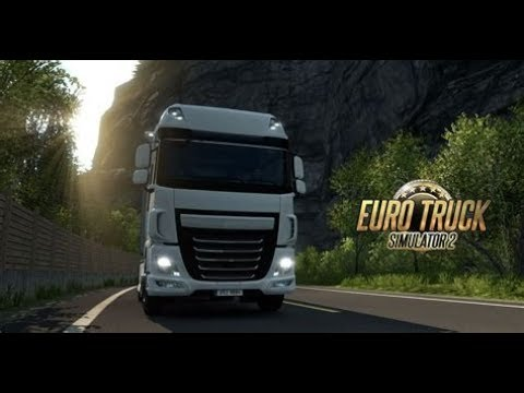 Euro Truck Simulator 2 from Bari IT to Catania IT CEST Time 590km